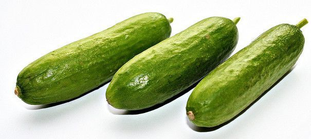 cucumber to treat forehead acne